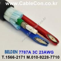 BELDEN 7787A Mini 59. VideoFlex® Snake 벨덴 30미터
