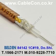 BELDEN 84142 RG-142/U 벨덴 3미터, 50옴 CoaxIial Cable