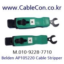 BELDEN AP105220 스트리퍼 벨덴, BELDEN 7731A Strip Tool