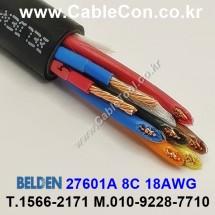 BELDEN 27601A UL 600V TC 벨덴 30미터