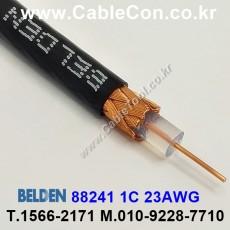 BELDEN 88241 RG-59/U 벨덴 100미터, 75옴 Coaxial Cable Plenum