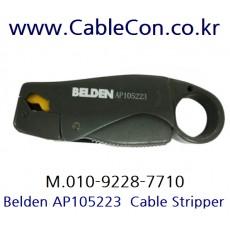 BELDEN AP105223 스트리퍼 벨덴, BELDEN 1505A Strip Tool